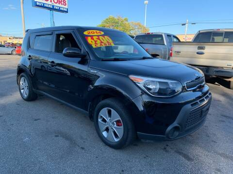 2014 Kia Soul for sale at Eagle Motors in Hamilton OH