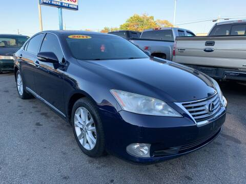2011 Lexus ES 350 for sale at Eagle Motors in Hamilton OH