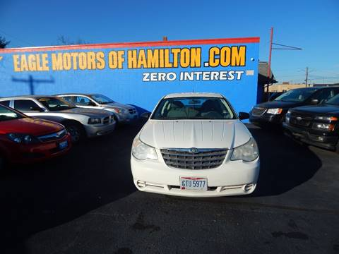 Chrysler sebring for sale in hamilton oh for Eagle motors hamilton ohio