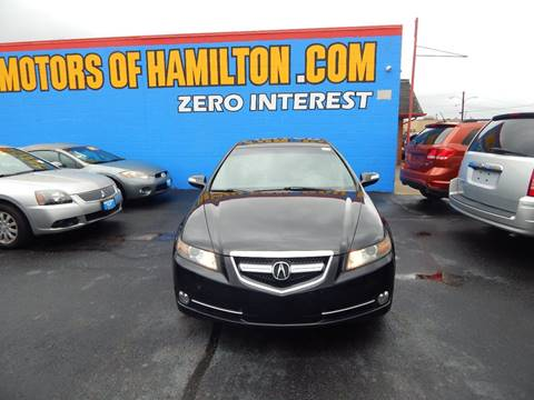Used acura for sale in hamilton oh for Eagle motors hamilton ohio