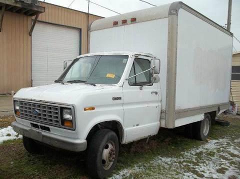 1991 Ford E-Series Cargo