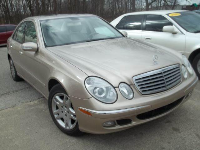 2006 mercedes benz e class e350 4dr sedan in louisville ky for Mercedes benz dealership louisville ky
