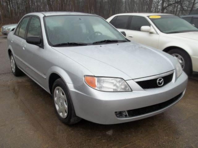 2001 Mazda Protege LX 4dr Sedan - Louisville KY