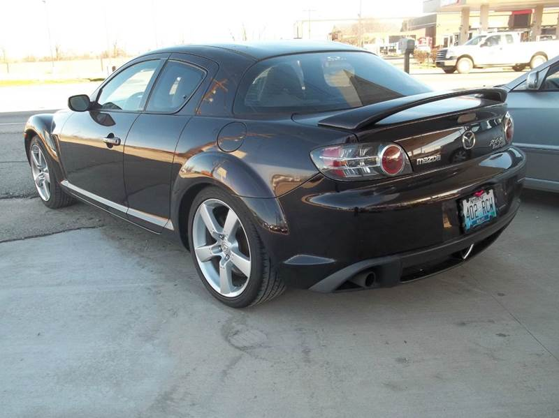 2005 mazda rx-8 shinka special edition 4dr se coupe in louisville ky