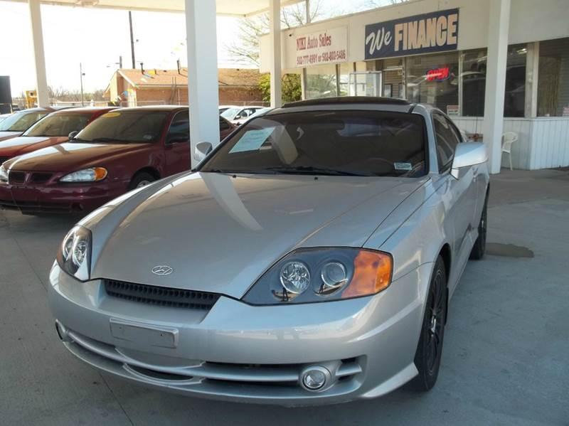 2003 Hyundai Tiburon GT V6 2dr Hatchback   Louisville KY