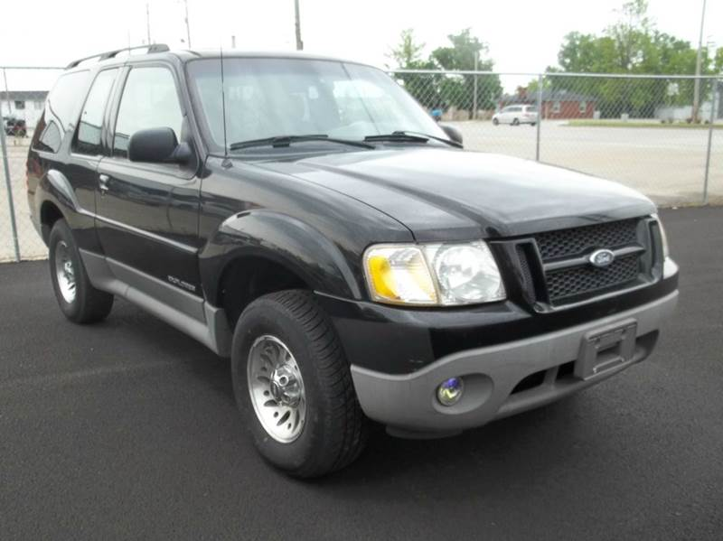 2001 Ford Explorer Sport 4WD 2dr SUV - Louisville KY