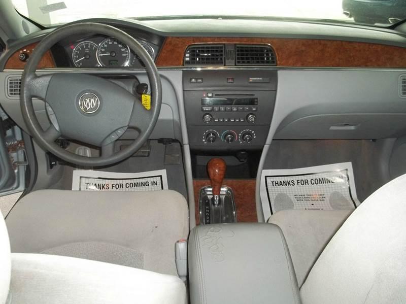 2005 Buick LaCrosse CX 4dr Sedan - Louisville KY