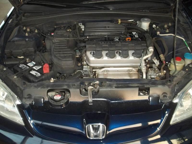 2004 Honda Civic LX 4dr Sedan - Louisville KY