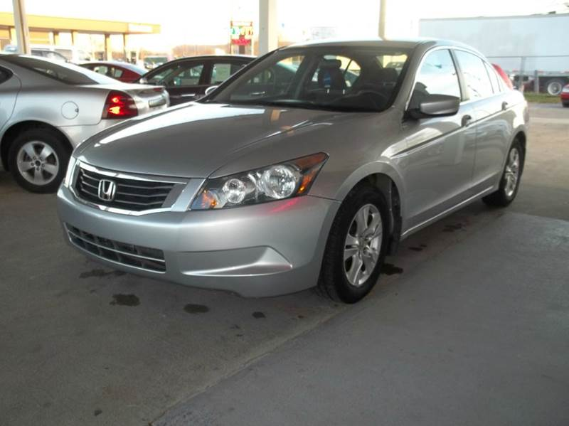 2008 Honda Accord LX-P 4dr Sedan 5A - Louisville KY