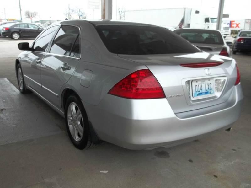 2007 Honda Accord Special Edition 4dr Sedan (2.4L I4 5A) - Louisville KY