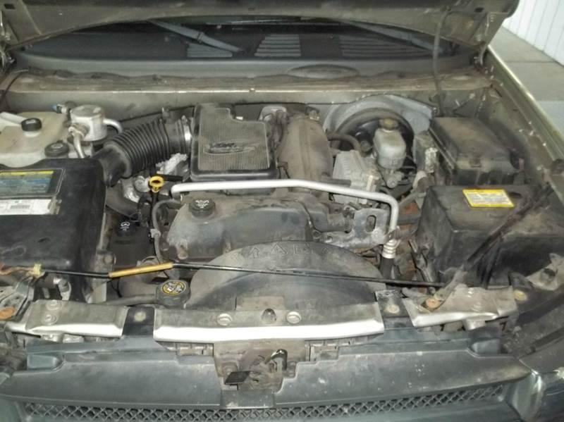 2003 Chevrolet TrailBlazer LS 4WD 4dr SUV - Louisville KY