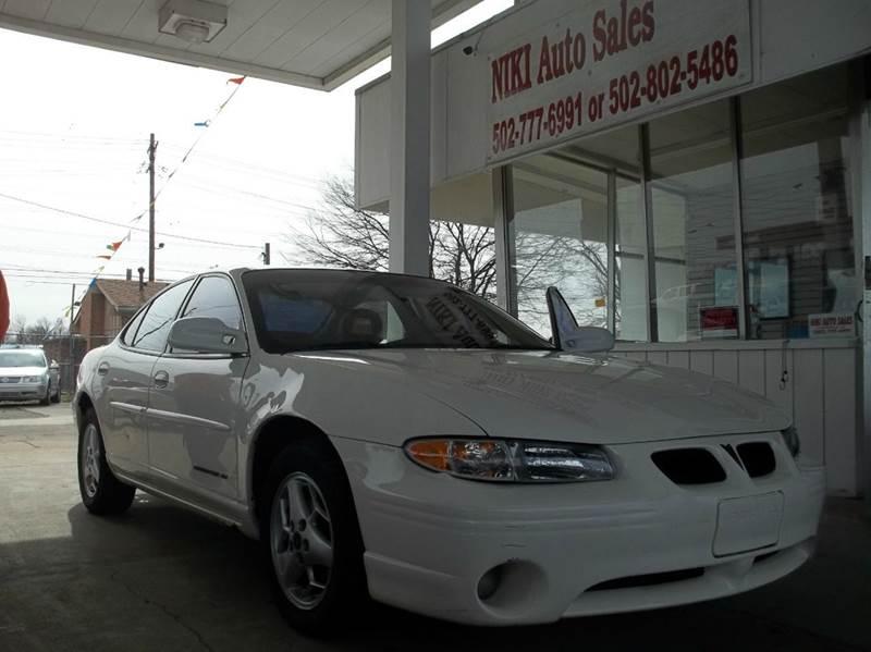 2003 Pontiac Grand Prix SE 4dr Sedan - Louisville KY