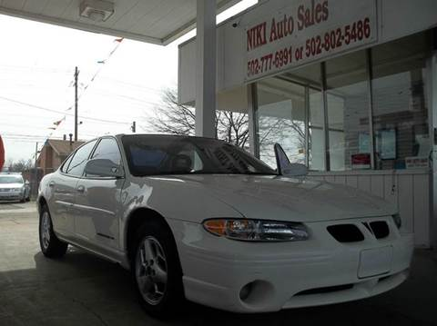 2003 Pontiac Grand Prix for sale in Louisville, KY
