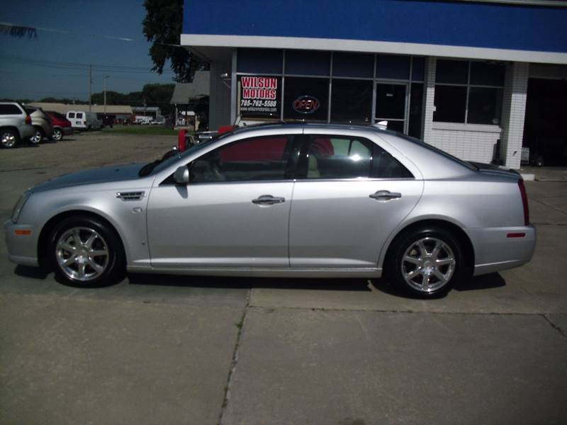 2009 Cadillac STS for sale at Wilson Motors in Junction City KS