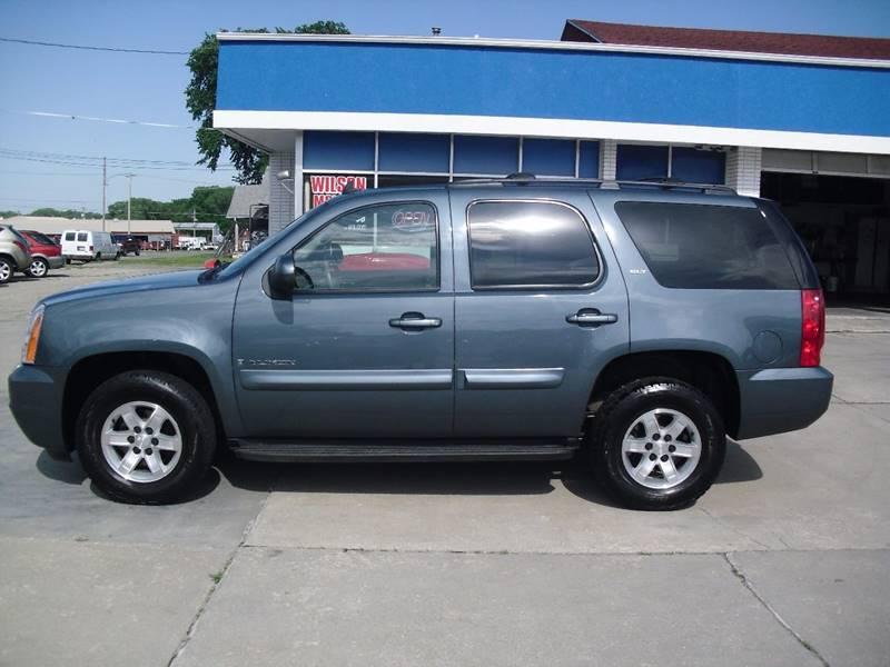 2009 GMC Yukon for sale at Wilson Motors in Junction City KS