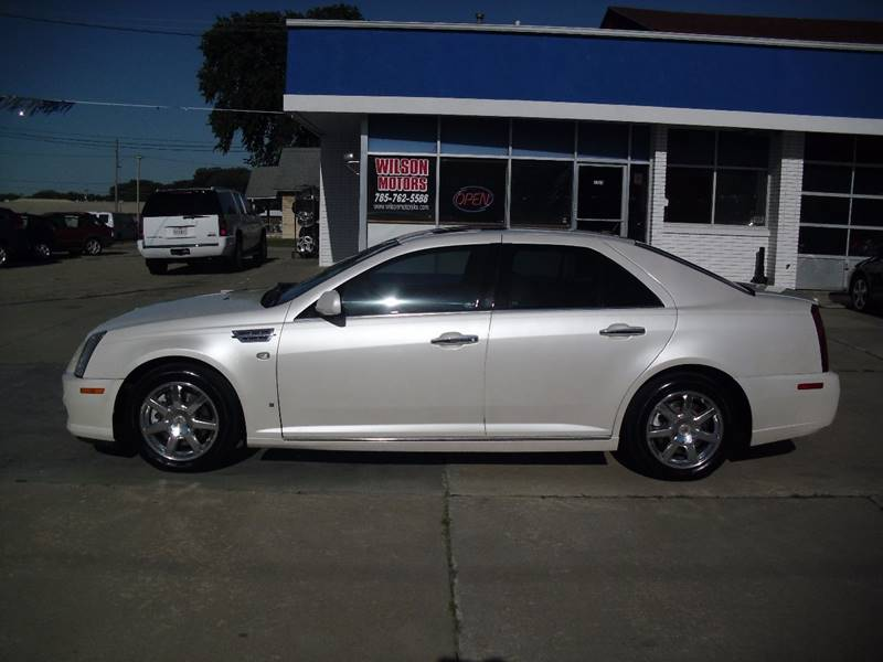 2008 Cadillac STS for sale at Wilson Motors in Junction City KS