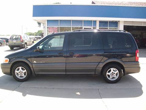 2004 Pontiac Montana for sale in Junction City, KS