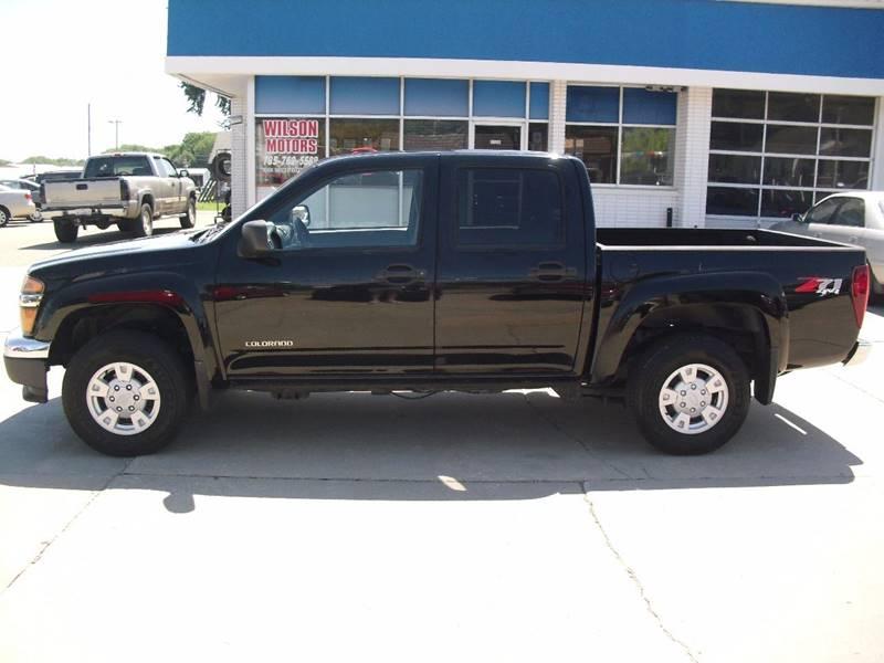 2005 Chevrolet Colorado for sale at Wilson Motors in Junction City KS