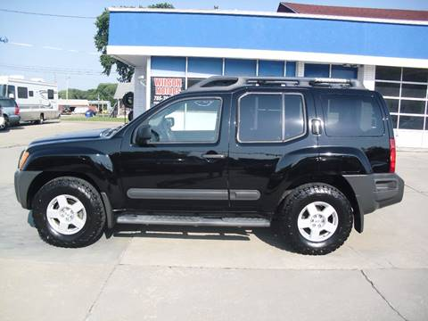 2006 Nissan Xterra for sale at Wilson Motors in Junction City KS