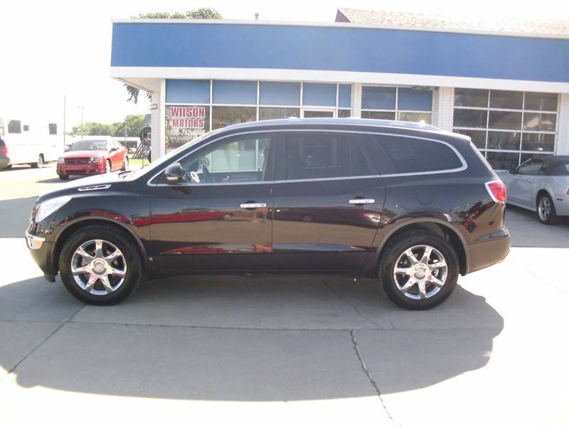 2008 Buick Enclave for sale at Wilson Motors in Junction City KS