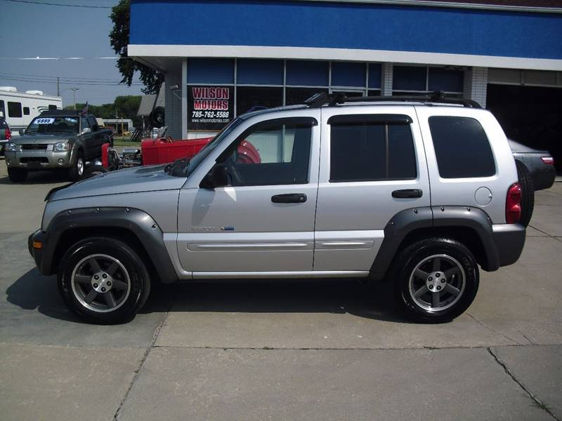 2003 Jeep Liberty for sale at Wilson Motors in Junction City KS