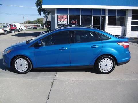 2014 Ford Focus for sale in Junction City, KS