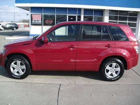 2013 Suzuki Grand Vitara for sale in Junction City, KS