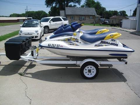 1998 Sea-Doo GS for sale in Junction City, KS
