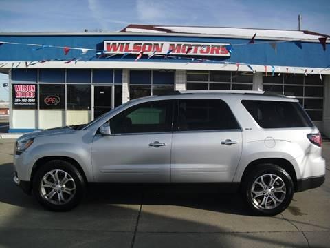 Gmc For Sale In Junction City Ks Wilson Motors