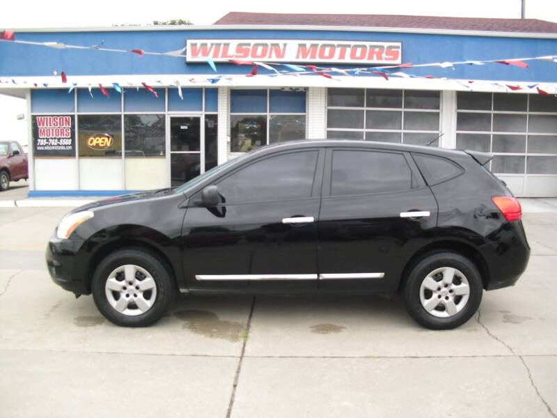 2013 Nissan Rogue for sale at Wilson Motors in Junction City KS