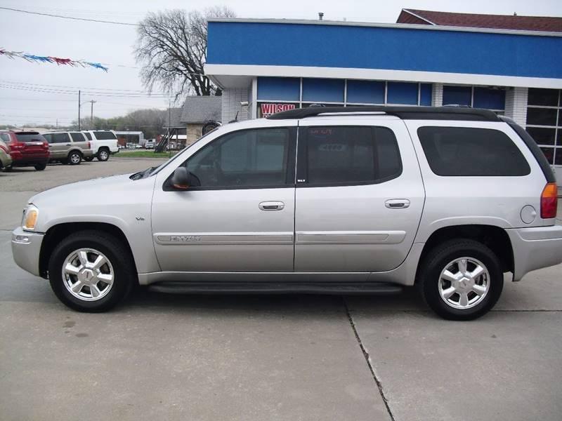 2005 GMC Envoy XL for sale at Wilson Motors in Junction City KS