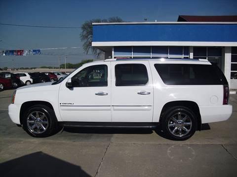 2007 GMC Yukon XL for sale at Wilson Motors in Junction City KS