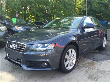 2009 Audi A4 for sale in Tolland, CT