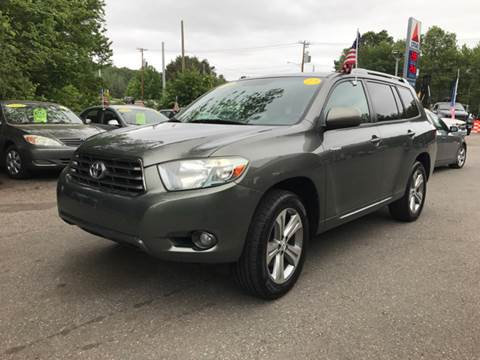 2009 Toyota Highlander for sale in Tolland, CT