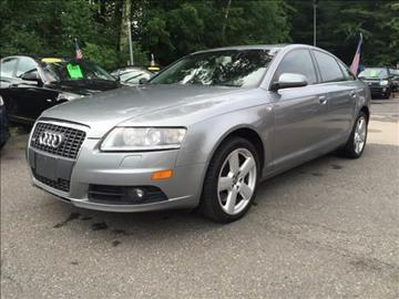 2008 Audi A6 for sale in Tolland, CT