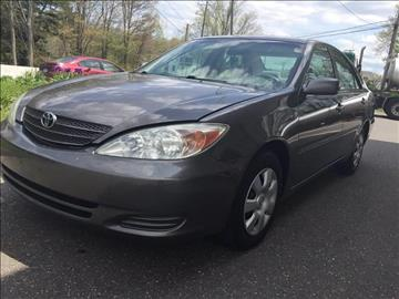 2004 Toyota Camry for sale in Tolland, CT