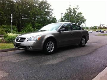 2003 Nissan Altima for sale in Tolland, CT