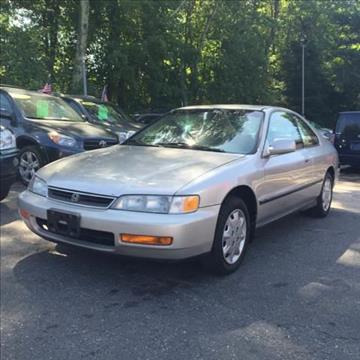 1996 Honda Accord for sale in Tolland, CT