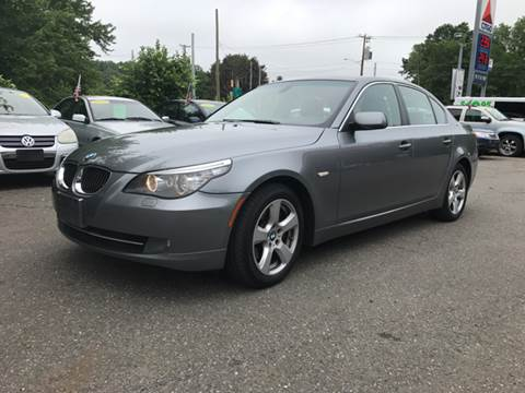 2008 BMW 5 Series for sale in Tolland, CT