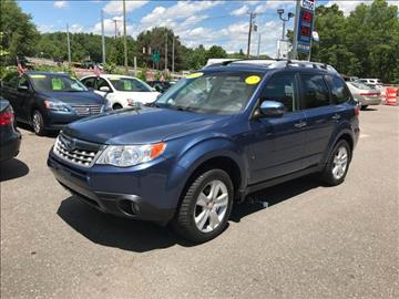 2011 Subaru Forester for sale in Tolland, CT