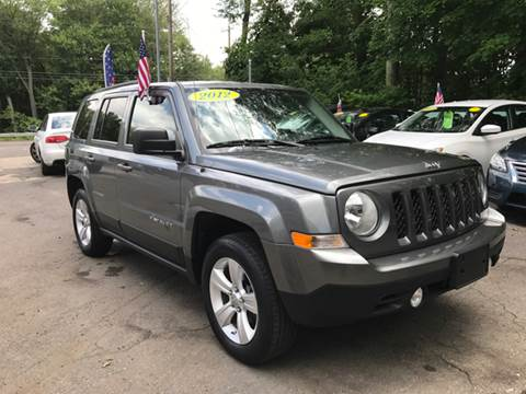 2012 Jeep Patriot for sale in Tolland, CT