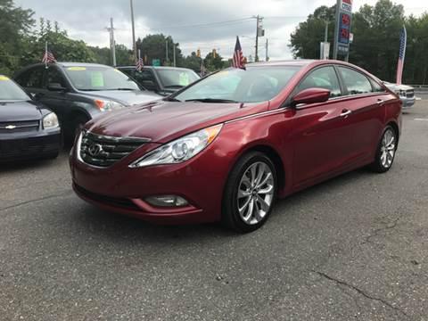 2013 Hyundai Sonata for sale in Tolland, CT