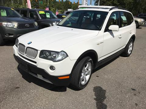 2007 BMW X3 for sale in Tolland, CT