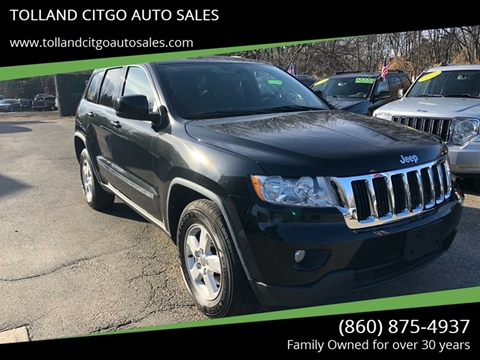 2012 jeep grand cherokee for sale in connecticut. Black Bedroom Furniture Sets. Home Design Ideas