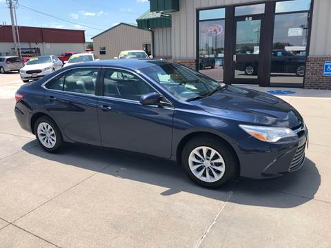 Toyota For Sale in Kearney, NE - Lanny Carlson Motors