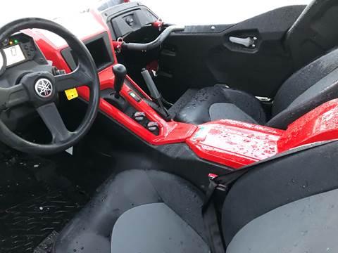 2017 Yamaha 1000R SE