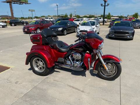 2012 Harley Davidson for sale at Lanny Carlson Motors in Kearney NE