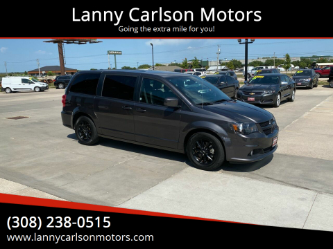 2019 Dodge Grand Caravan for sale at Lanny Carlson Motors in Kearney NE