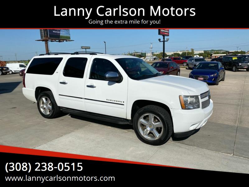 2009 Chevrolet Suburban for sale at Lanny Carlson Motors in Kearney NE