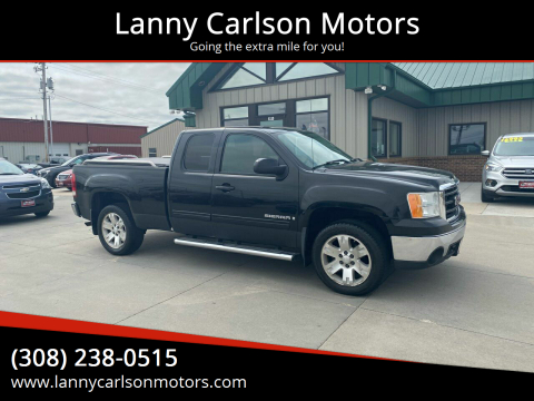 2008 GMC Sierra 1500 for sale at Lanny Carlson Motors in Kearney NE